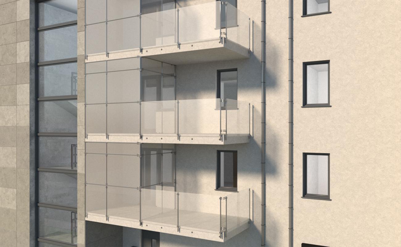 Rzut VII Balkon